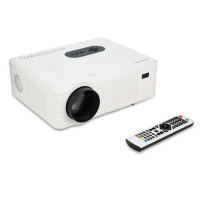 CHEERLUX CL720 HD Proyektor Projector Portable LED 3000 Lumens