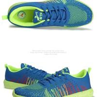 Sepatu Running/Olahraga/Lari KETA 181 Blue/Green