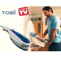 Setrika Uap Tobi / Tobi Travel Steamer