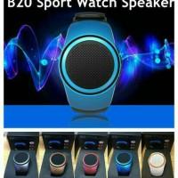 Jam Tangan Speaker Bluetooth Micro Barang Unik Inovasi