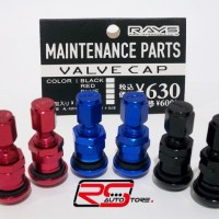 harga Valve Tube / Pentil Tubeless Rep Rays untuk Velg Racing. RS-Autostore Tokopedia.com