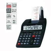 Kalkulator Kasir Portable Printer CASIO HR-100TM