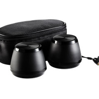 Razer Ferox 2013 Mobile gaming & music speakers with Green lighting -