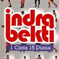 Indra Bekti 1 Cinta 15 Dunia (Soft Cover)