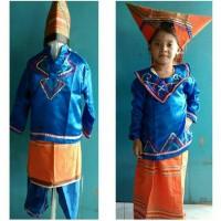 Baju Adat Minang Anak TK