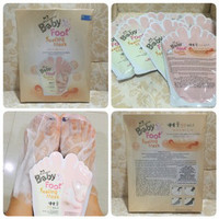 BABY FOOT PEELING MASK 100% ORIGINAL THAILAND MB GUARANTEE LIKE HANAKA