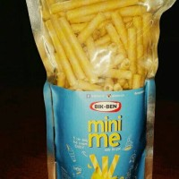 Mini Wafer Stick Bik-Ben Mini Me Premium Flavour kemasan 180gram