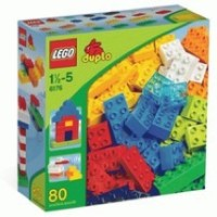 LEGO 6176 DUPLO Basic Bricks Deluxe