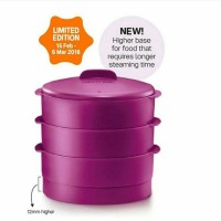 Tupperware Steam It 3susun
