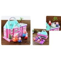 Mainan anak/Peppa pig/leasure kingdom