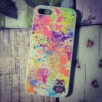 harga Case Casing Iphone 5/5s Case Hardcase Motif Unik Lucu Owl Burung Hantu Tokopedia.com