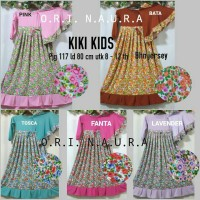 supplier baju anak : kiki kids ori naura