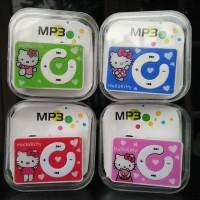 MP3 Player Hello Kitty Model Apple IPod Shuffle Karakter Murah