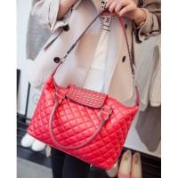 harga Tas Tangan Handbags Hand Bag Wanita Hobo Besar Branded Cantik Merah Ck Tokopedia.com