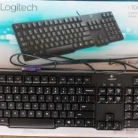 Keyboard Logitech K100 PS2 Classic