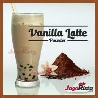 Jual 1 Kg Jagorista - Vanilla Latte - Premium Bubble Drink Powder Murah