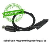 USB Programming A-58 Baofeng