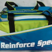 Tas Badminton / Bulutangkis RS Blue/Green (New 2016)