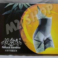Jual NATURAL BAMBOO SLIMMING SUIT / Bambo Slim / Korset Bamboo / Korset Murah