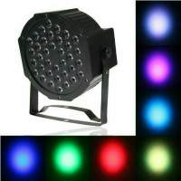 harga LAMPU SOROT DISCO PAR 36 LED RGBW DJ stage lighting studio Tokopedia.com