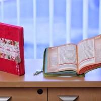Jual AlQuran Wanita Azalia Zaira Rainbow A5 - Al Qur'an dari Syaamil Quran Murah