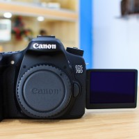 Canon EOS 70D Body Only (Wifi)
