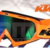 harga Kacamata Goggle Ktm Motocross