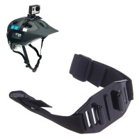 Holder Action Camera di Helm | Helmet Strap Mount Xiaomi Yi & GoPro