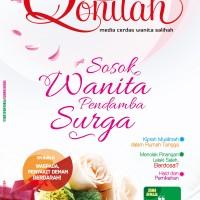 Sosok Wanita Pendamba Surga, Majalah Muslimah Qonitah Edisi 21