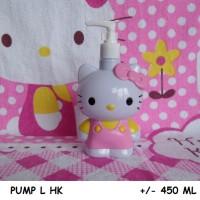 PUMP HELLO KITTY / TEMPAT SABUN CAIR HELLO KITTY