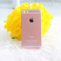 Rose gold case for iphone 4/4s,5/5s,6,6s,6s+