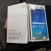 Samsung Galaxy Note 5 4G + (Single Sim)