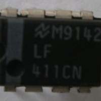 LF411 NOS