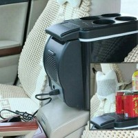 Lemari Kulkas 6L Utk Mobil Portable Electronic