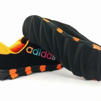 Sepatu Running Sport Casual Adidas Springblade Orange