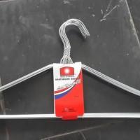 Gantungan Baju (Hanger) Kawat