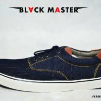 Black Master Autentic / Sepatu Pria / Sepatu Sneakers / Sepatu Kets