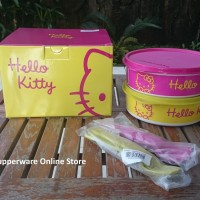 Tupperware Hello Kitty Meal Time