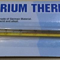 Thermometer Akuarium RESUN untuk pengukur suhu dalam air
