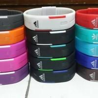 Jam Tangan Gelang ADIDAS / NIKE / PUMA TVG Jam Digital LED Watch HOT TREND