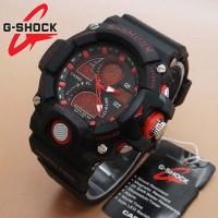 Jam Tangan - G-Shock Dualtime Nw Black Red