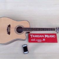 Jual gitar akustik elektrik helder original Murah