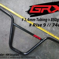 harga Bar / Stang Bmx Grx Black Race 1.4mm Tokopedia.com