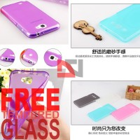 harga Casing TPU Semi Transparent Softcase Samsung Galaxy A5 SM A500F Tokopedia.com