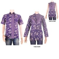Sarimbit Blus Batik Naga-Feby Motif 4