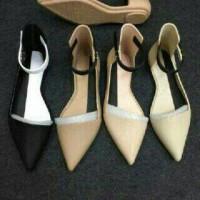 Jelly Shoes Flat Blezz Work Js 45