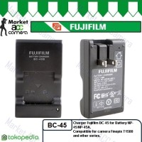 Charger Fujifilm BC-45 Original for NP-45 (Finepix Z 100FD/20FD/10FD)