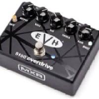 harga MXR EVH 5150 Overdrive Eddie Van Halen Signature Effect Pedal Tokopedia.com