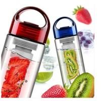 Jual tritan bottle bpa free botol minum citrus juicer infuser water buah Murah