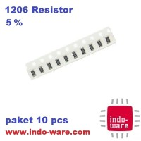 10 pcs R Resistor 300 Kilo ohm smd 1206 300K 5%